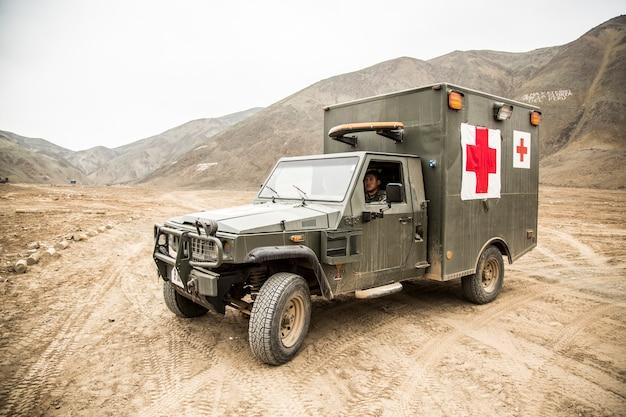 陸軍救急車