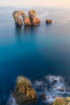 Пляж арния кантабрия испания
