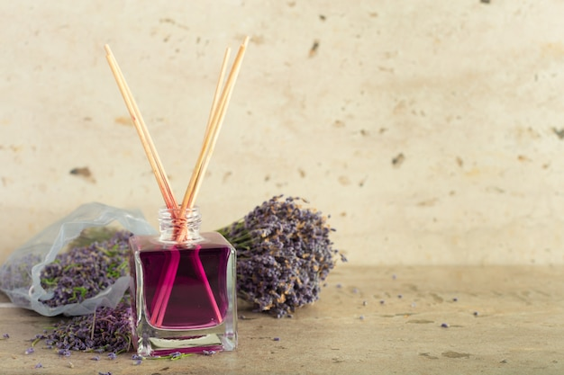 Aromatic sticks for home