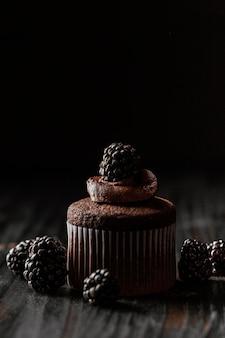 美味しいチョコレートスイーツのアレンジ 無料写真