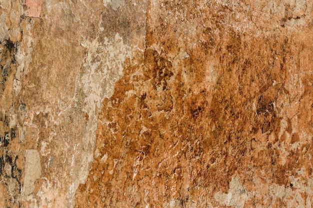 壁を作るための石の配置