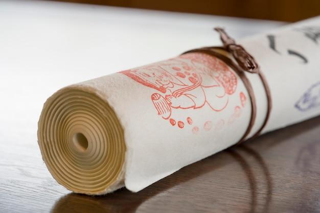 Обустройство традиционного японского ремесленного предмета