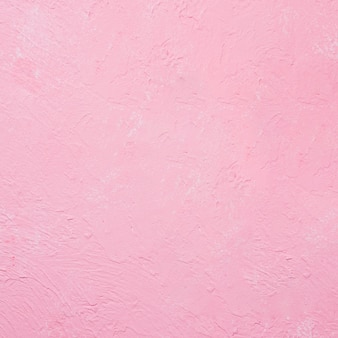 Arrangement with empty pink wall
