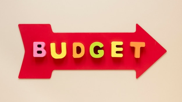 Стрелка с бюджетом