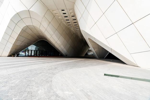 아트 센터 플라자와 건축