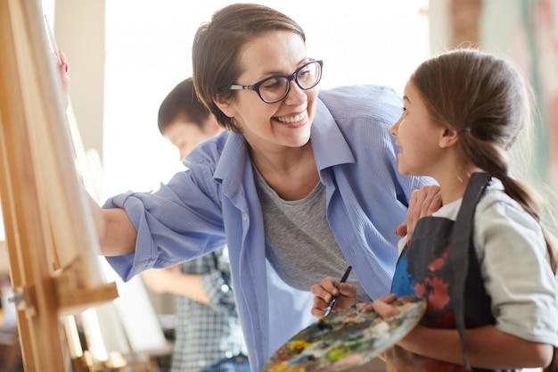 Арт-класс в дошкольных учреждениях