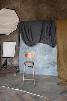 Арт-концепция с фотостудией