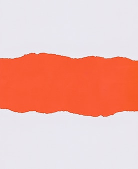 Art paper of overlapping and tearing for design.