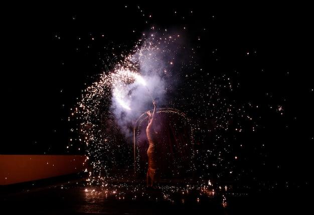 Art wedding blurred leisure flame