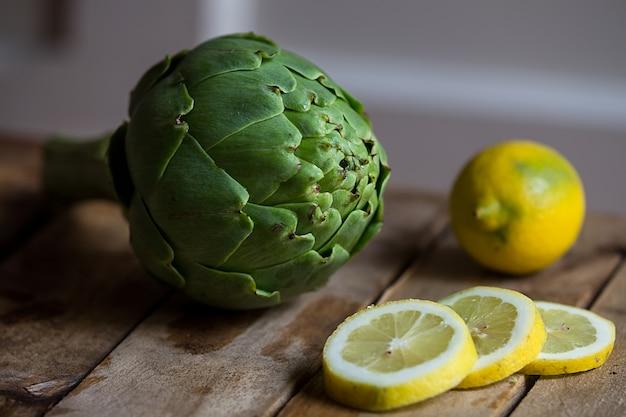 Artichoke lemon mediterranean cuisinedetox