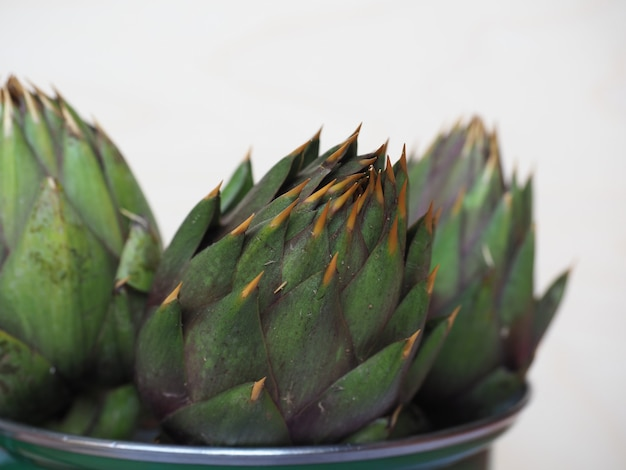 アーティチョーク野菜食品