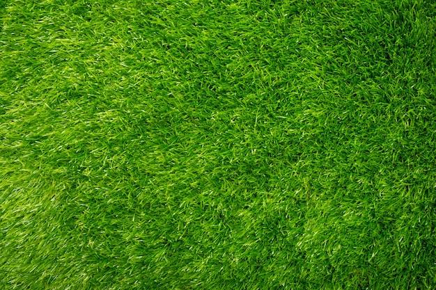 인공 녹색 잔디 질감 배경입니다.