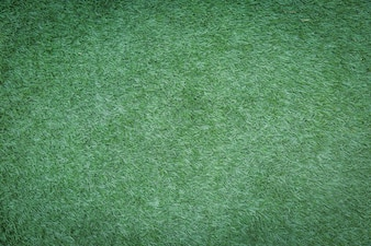 Artificial green grass use for background