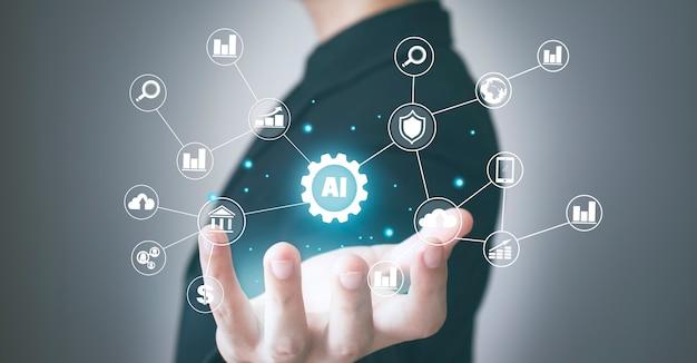 新技術ビッグデータの人工知能とビジネスプロセス戦略