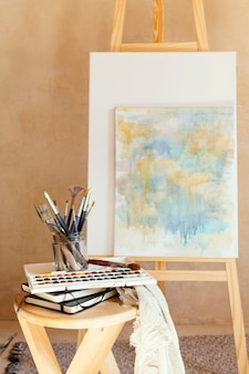絵画のための芸術家の小道具