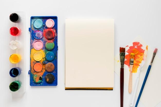 Пакет инструментов художника