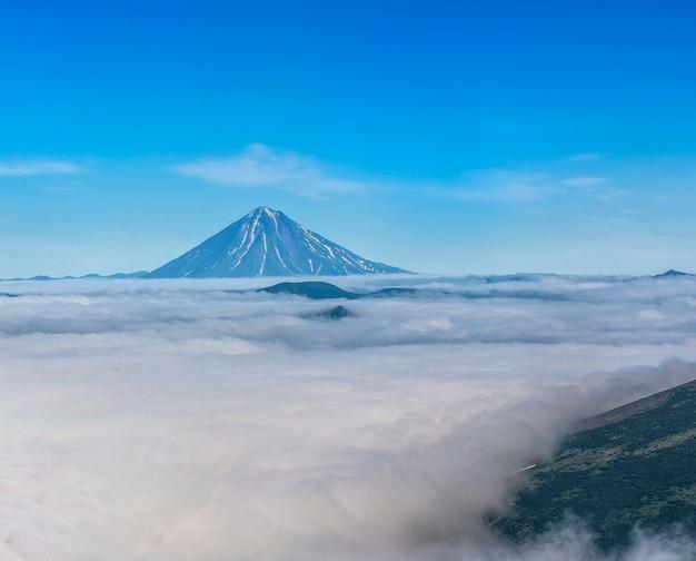 Asach volcano