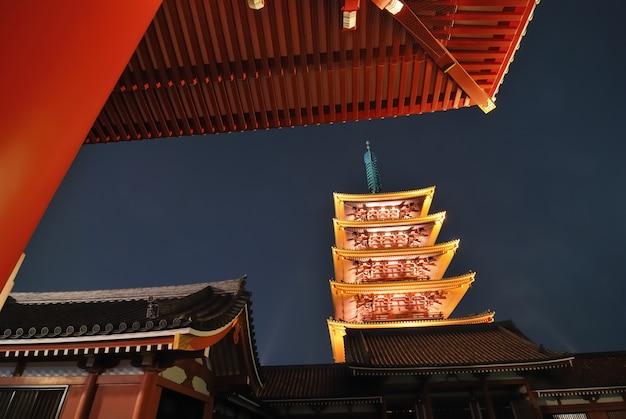 아사쿠사, 도쿄 프리미엄 사진