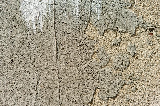 이끼와 이끼로 덮인 석면 슬레이트 질감 콘크리트, 산업 재료 천연 시멘트