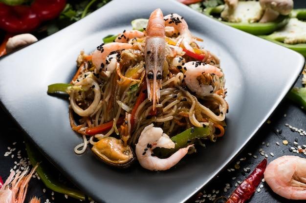 Азиатская кухня. здоровое питание. здоровая диета
