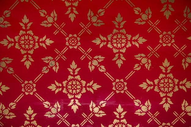 アジアの装飾スタイルのテクスチャ背景