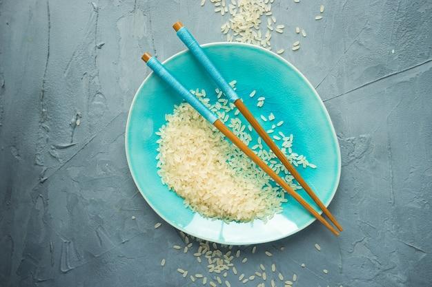 Asian dinner concept