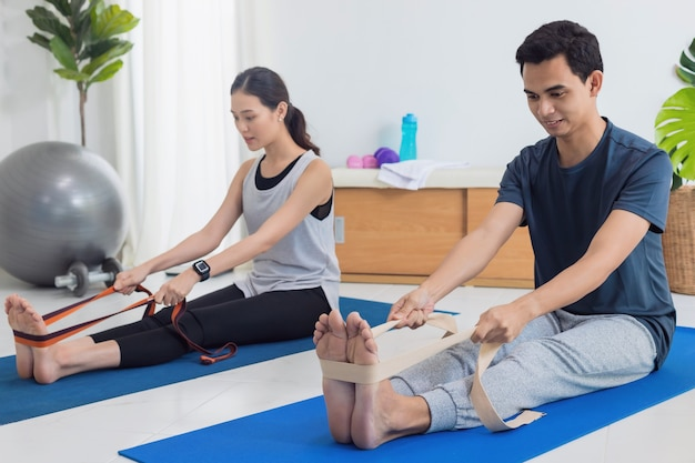 700+ Asian Exercise At Home Pictures