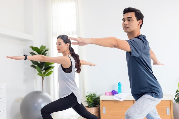 Asian Exercise At Home Images | Free Vectors, Stock Photos & PSD