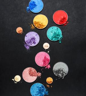 Assorted colors eyeshadow