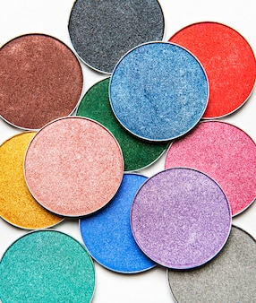Assorted colors eyeshadow
