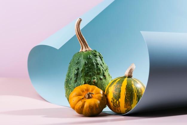 Assortimento di deliziose verdure fresche