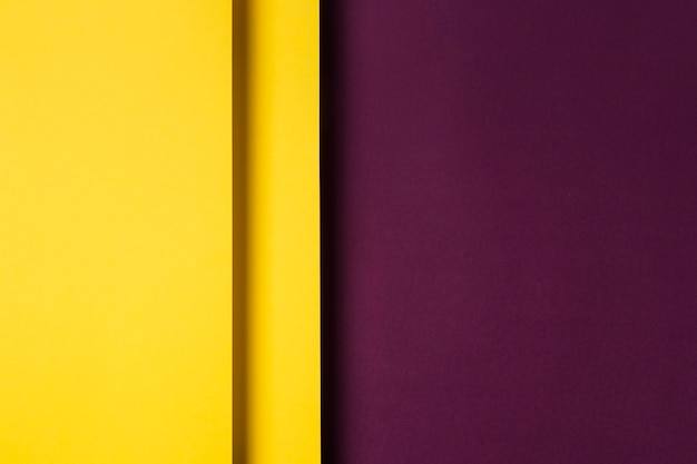 Ассортимент красочных листов бумаги