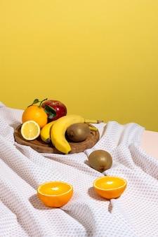 Ассортимент вкусной здоровой еды