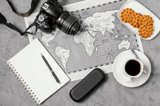 다양한 여행 요소