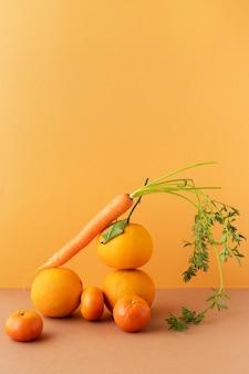 Ассортимент здорового вегетарианского питания