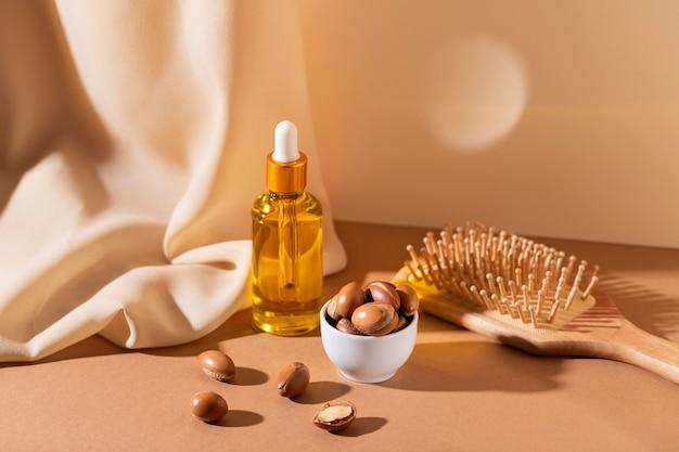 Ассортимент капельницы натурального арганового масла