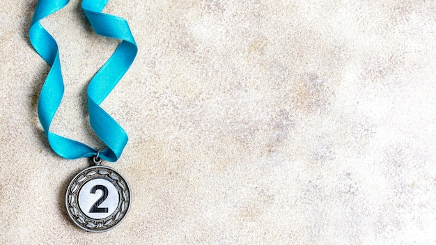 Ассортимент медалей олимпийских игр за второе место
