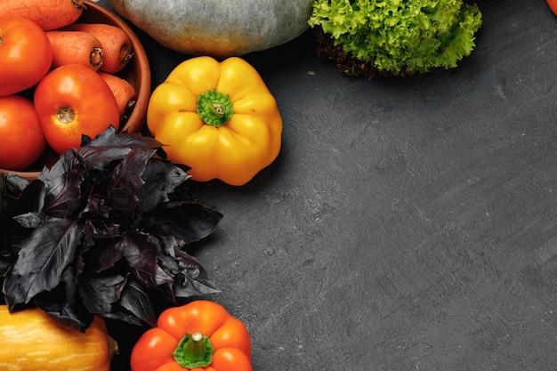野菜の品揃え