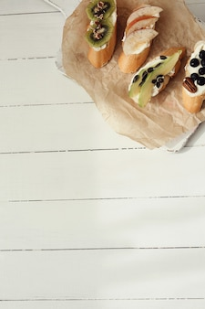Assortimento di panini