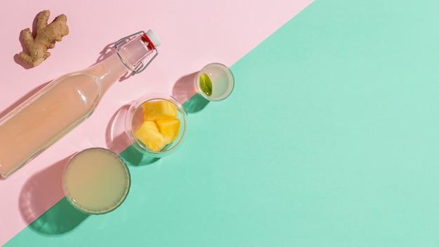 Ассортимент вкусных кисломолочных напитков