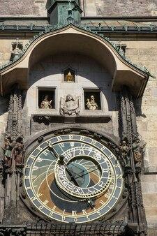 Астрономические часы в староместской ратуше в праге