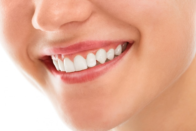 笑顔で歯医者で