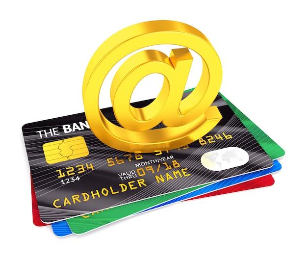 기호 및 신용 카드