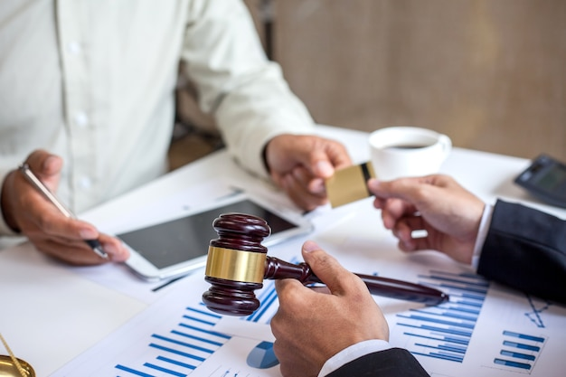 Attorneys at credit card fraud consulting.
