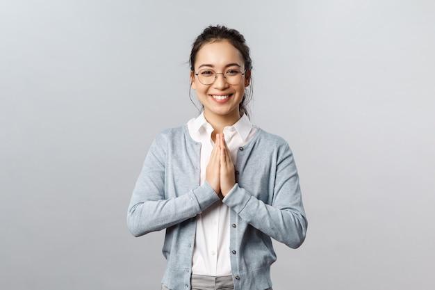 魅力的なアジアの女性起業家