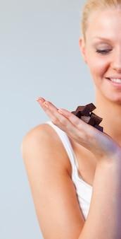 チョコレート、チョコレート、フォーカス
