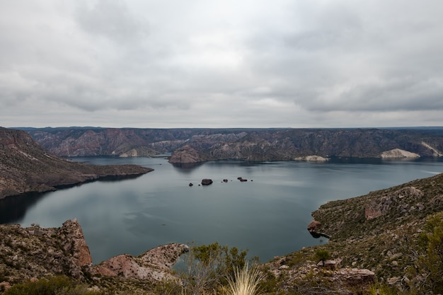 Atuel canyon - мендоса, аргентина.