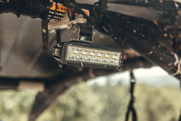 Atv lighting lights