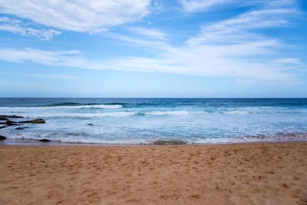 Австралийский пляж