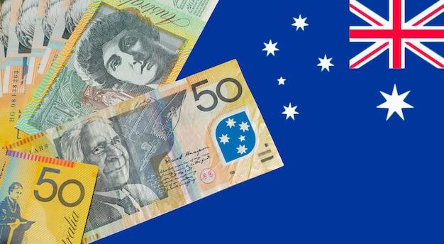Банкноты австралийского доллара
